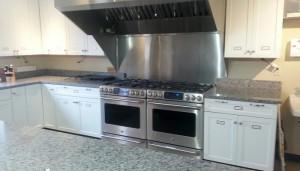 Kitchen Ovens at Heritage Universalist Unitarian Church