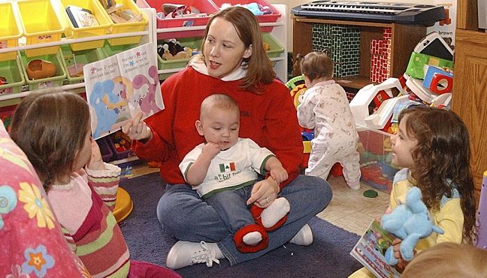 Child Care Provider – Heritage UU Church