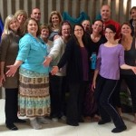 Dynamic Dance at Heritage Church - November 2014