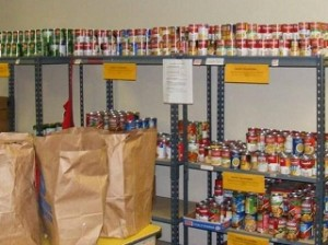 Inter Parish Ministry Food Pantry