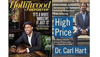 Chris Rock and Dr. Carl Hart