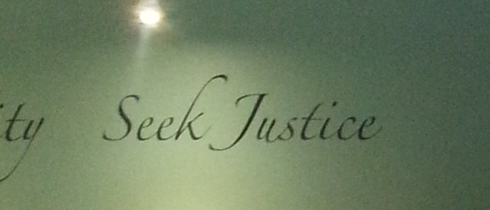 Seek Justice