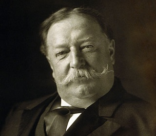 William Howard Taft, 1909