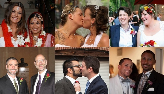 Marriage Equality Collage 2