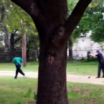 On April 4, 2015, a police officer shot an unarmed black man in the back in South Carolina. Officer Michael Slager has been charged with murder for the death of Walter Scott.