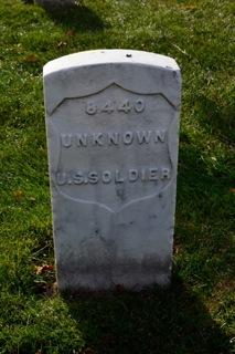 Arlington National Cemetery Headstone