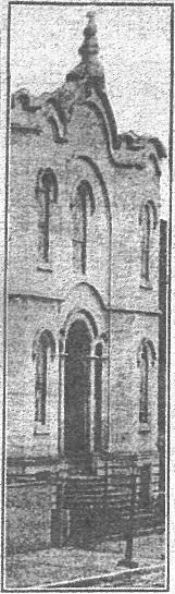 Plum Street Church Building