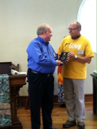 Service Award, 2015