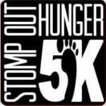 Stomp Out Hunger 5K Walk/Run Logo