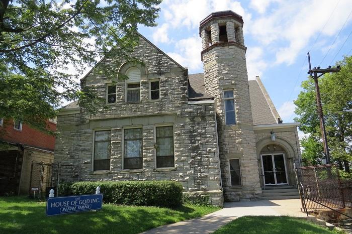 Essex Street Church, Cincinnati Ohio
