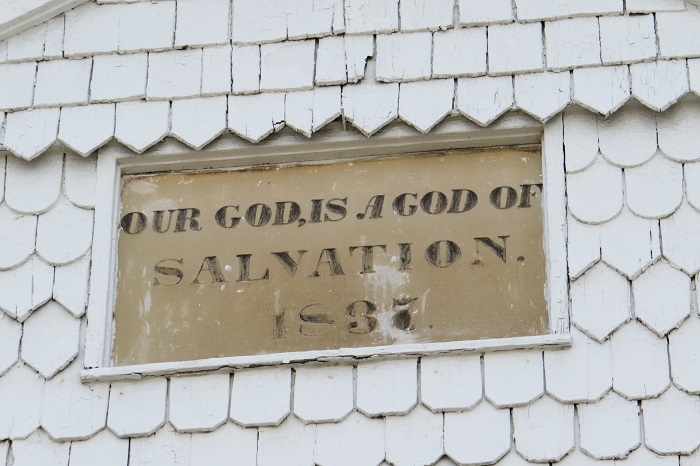 Universalist Church of Montgomery - Our God is a God of Salvation