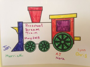 Preschool Dream Train
