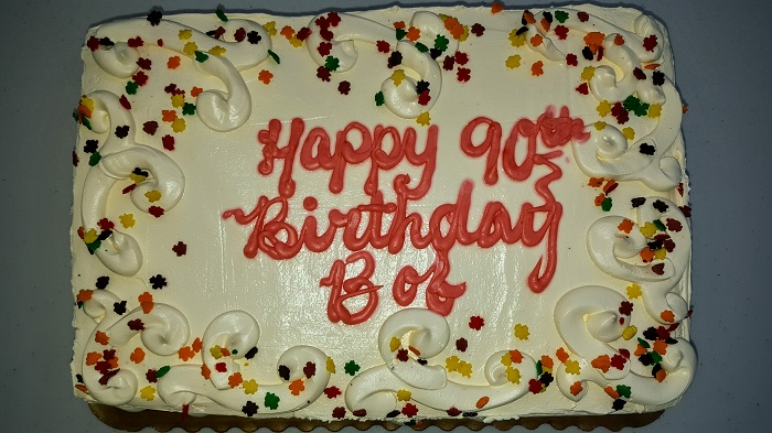 Fushingfeef  The StephenKingcom Message Board - Happy birthday bob cake