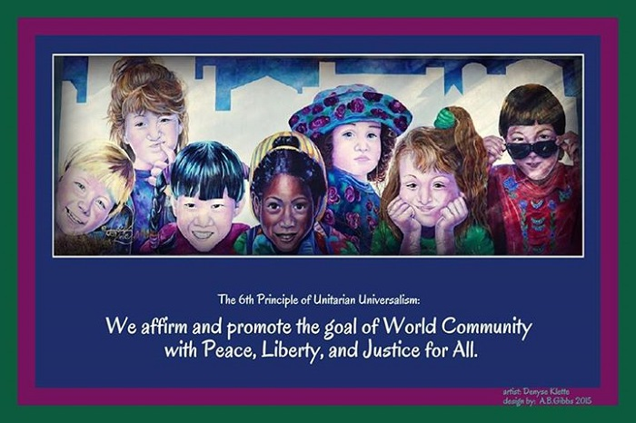 6th Principle of the UUA