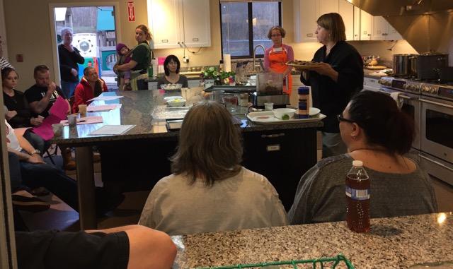 IPM Cooking Class