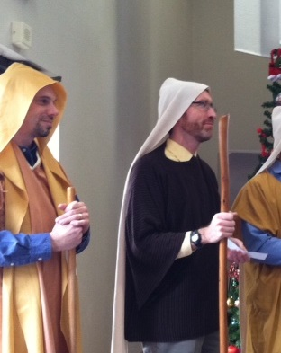 Pop-Up Christmas Pageant, 2015