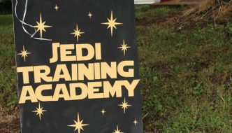 Sunday, July 31: The Jedi Academy — Jedi Skills & Games