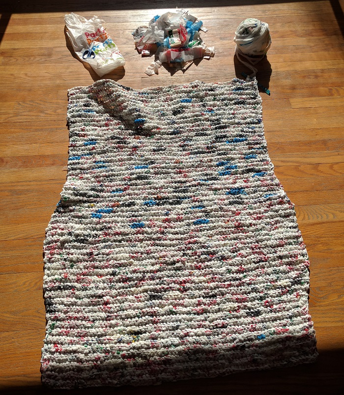 Grocery Bag Mats For Homeless Style Guru Fashion Glitz