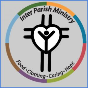 Inter Parish Ministry IPM (logo)