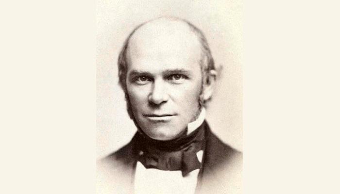 Theodore Parker, 19th Century Unitarian preacher