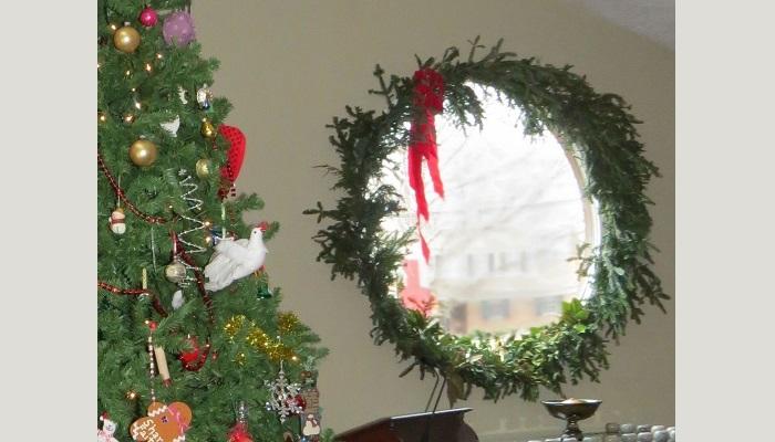 Tree and Wreath 2