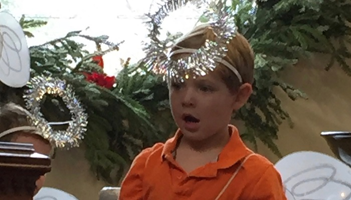 Child Christmas Pageant version 3