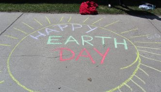 Sunday, April 30: Earth Day, Blessings and Peaceful Choices