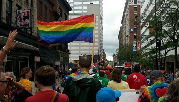 UUs and the Cincinnati Pride Parade and Festival