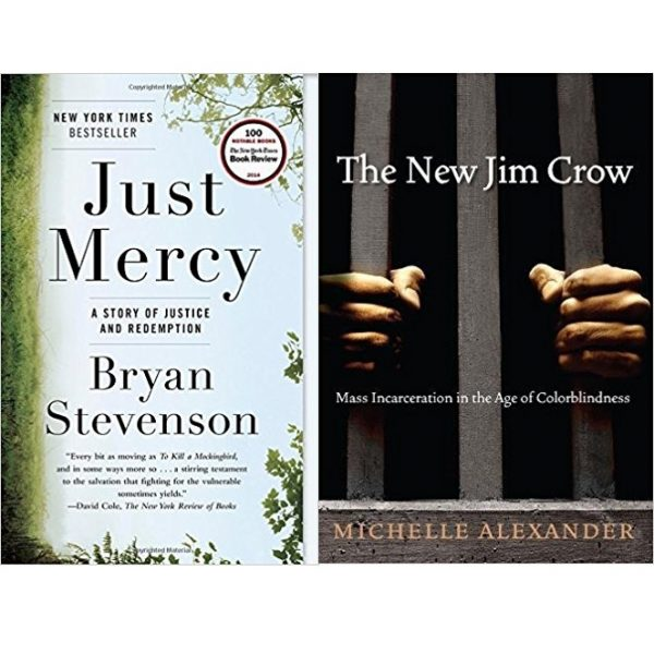 Book Discussion on the Criminal Justice System