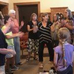 Singing In Sacred Circle
