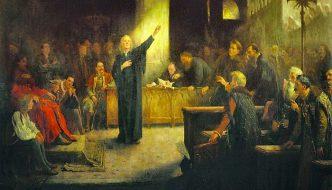 "Sunday, January 21: ""Our Birthright"""