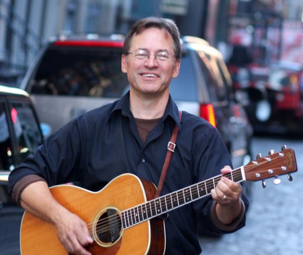 Roy Zimmerman in Concert