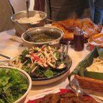 Make Your Reservations for Death Over Dinner