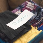 First Sunday Food (and Clothing) Drive