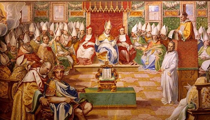 Council of Nicea 325 C.E.