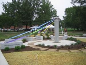 GAPP's Peace Pole dedication