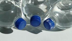 Three Bottles of Water