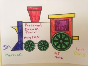 Preschool Dream Train