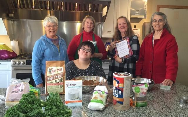 IPM Cooking Class Volunteers