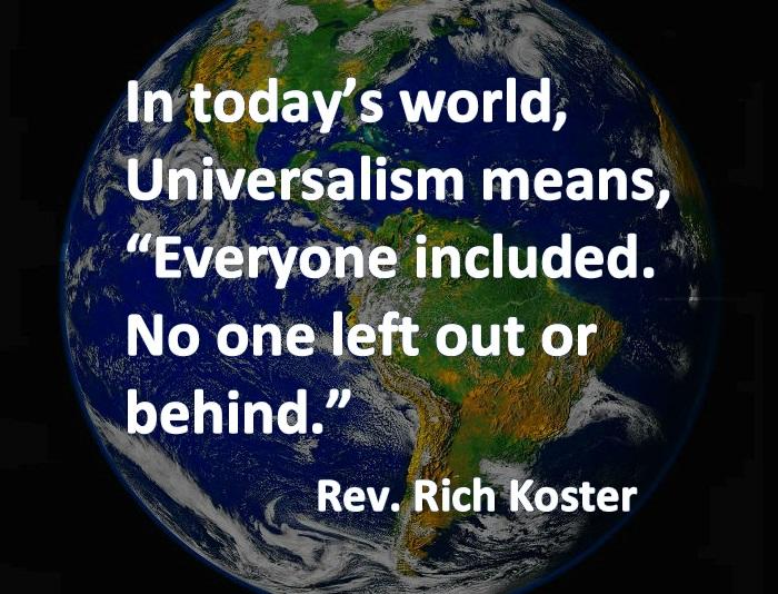 Universalism 4