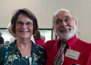 Barb and Doug Beezley