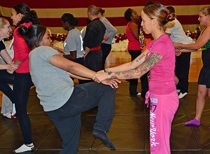 Self-Defense Classes at Heritage Church