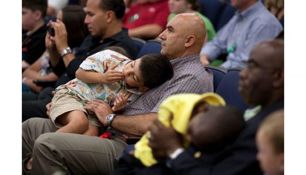 "Sunday, June 16: ""Fatherhood: The Sequel"""