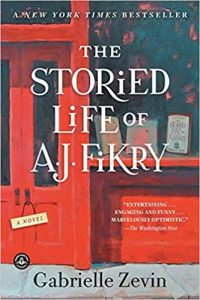 The Storied Life of A.J. Fikry (book cover)