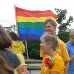 UUs in Cincinnati Pride Parade