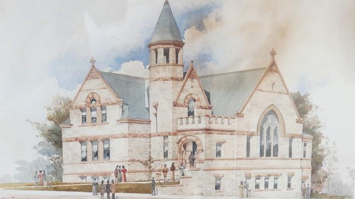 Turn-of-the-Century Cincinnati Architecture