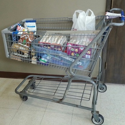Pick Up a Few Items for the Grocery Cart