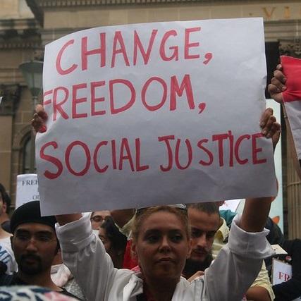 Social Justice Collaborative Meeting