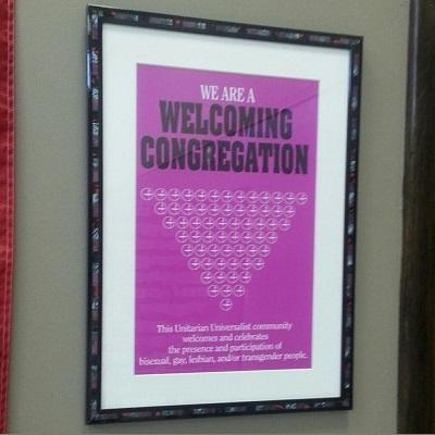 Welcoming Congregation Renewal - Organizational Meeting