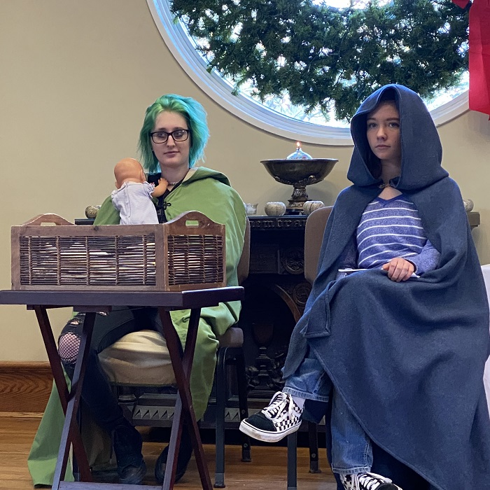 The Heritage Christmas Pageant